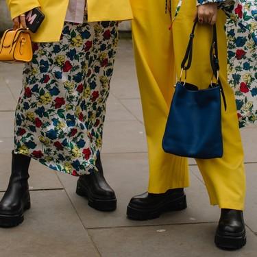 Todas las italianas llevan estas botas de plataforma que ahora podemos copiar gracias a Zara