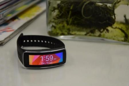 Pantalla OLED Gear Fit