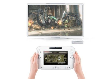 Nintendo Wii U, lo nuevo está en el mando