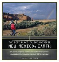 Nuevo México se promociona... con extraterrestres