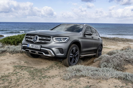 Mercedes Benz Glc 2020 3