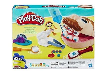 El set de plastilina Play-Doh el dentista bromista ahora a la venta por 14,92 euros en Amazon