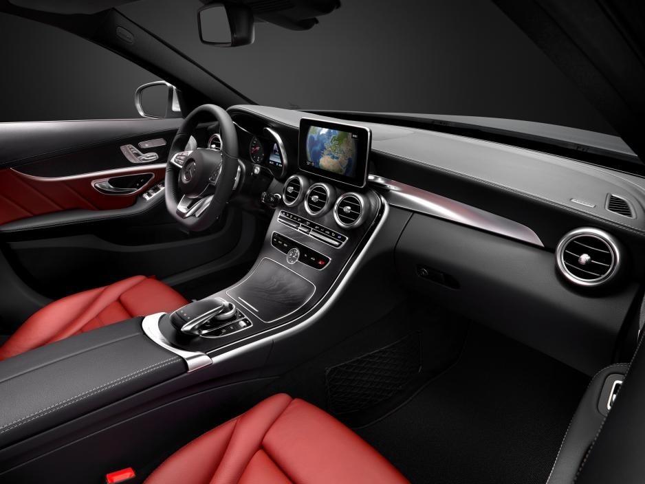 Foto de Mercedes-Benz Clase C 2014 (interior) (2/3)