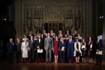 Premios Nacionales De Cultura Casa De S M El Rey