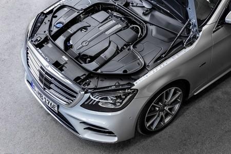 Mercedes Benz S560e