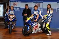 La presentación de la nueva Yamaha M1 de 2008 ya tiene fecha