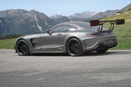 Mansory Gts Oneoff5