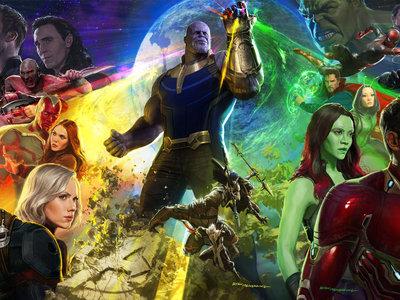 13 juegos de los Vengadores con los que caldear el ambiente de cara a Avengers: Infinity War