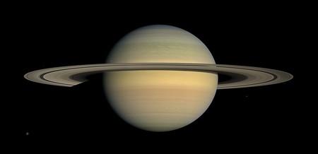 Ya es oficial que Saturno está perdiendo sus anillos, y lo hace mucho más rápido