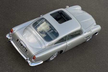 Aston Martin Db5 Goldfinger Continuation 12