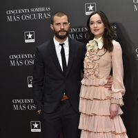 'Cincuenta sombras más oscuras' se presenta en Madrid con Dakota Johnson como (única) protagonista