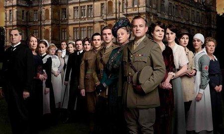 'Downton Abbey' regresa metida de lleno en la Gran Guerra