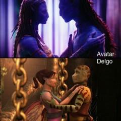 Foto 6 de 7 de la galería avatar-vs-delgo en Espinof
