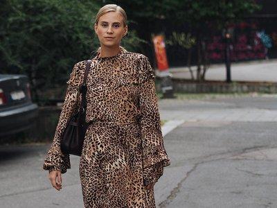 10 looks que prueban que el estampado de leopardo está de vuelta (si alguna vez se fue)