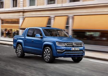 Ford Volkswagen Desarrollaran Pick Up 2