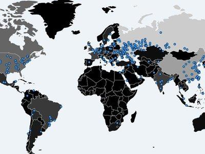 Así está conquistando el ransomware #WannaCry el mundo: FedEx, Rusia, Ucrania, Taiwán, España y más