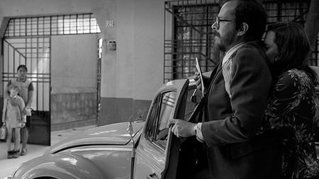 Roma Alfonso Cuaron Pelicula
