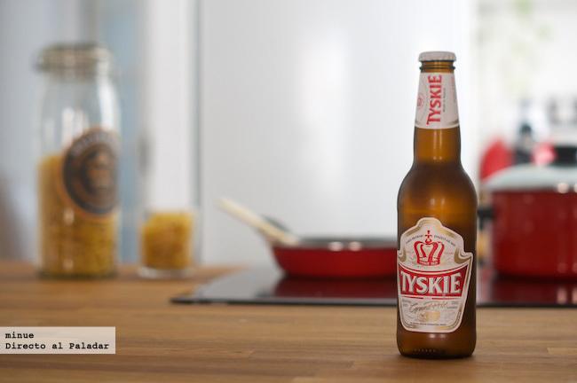 Cerveza Tyskie - 1