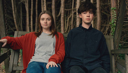 The End Of The F Ing World Las Mejores Series De Netflix Segun La Critica
