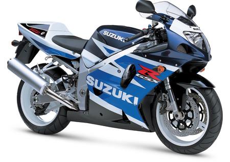 Suzuki Gsx R 750 5