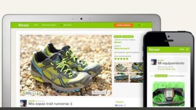 Norawi: una red social sobre equipamiento deportivo