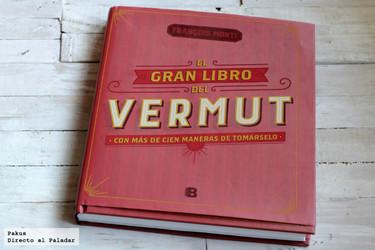 El gran libro del Vermut. Libro