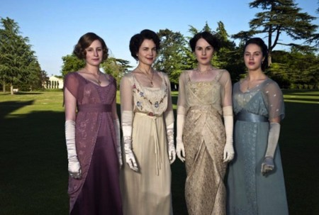 Downton Abbey protagonistas