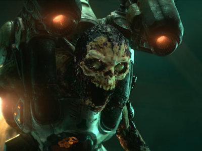 La bestialidad de Doom vuelve a relucir con su tráiler cinematográfico de acción real