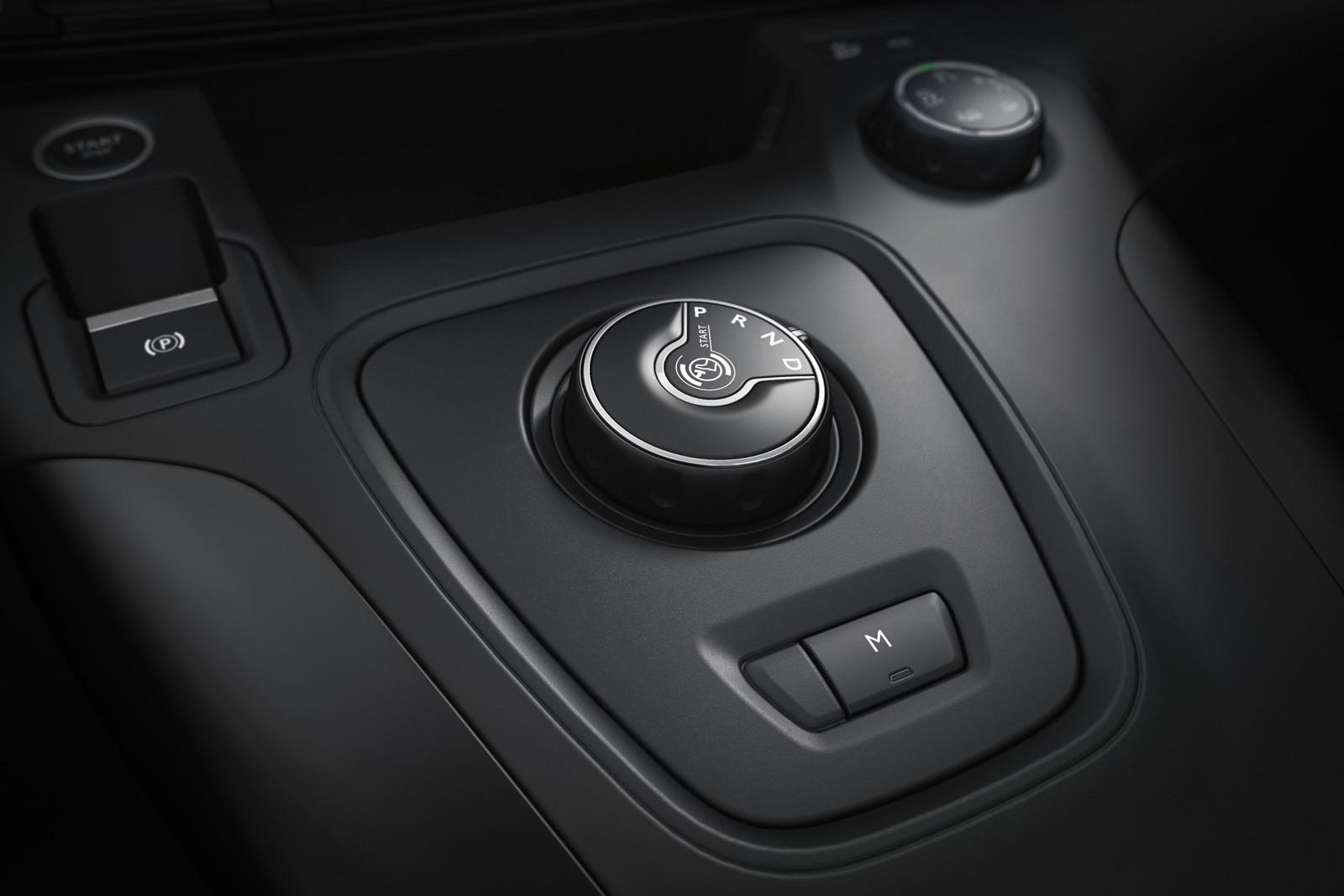 Foto de Opel Combo Life 2018 (11/63)