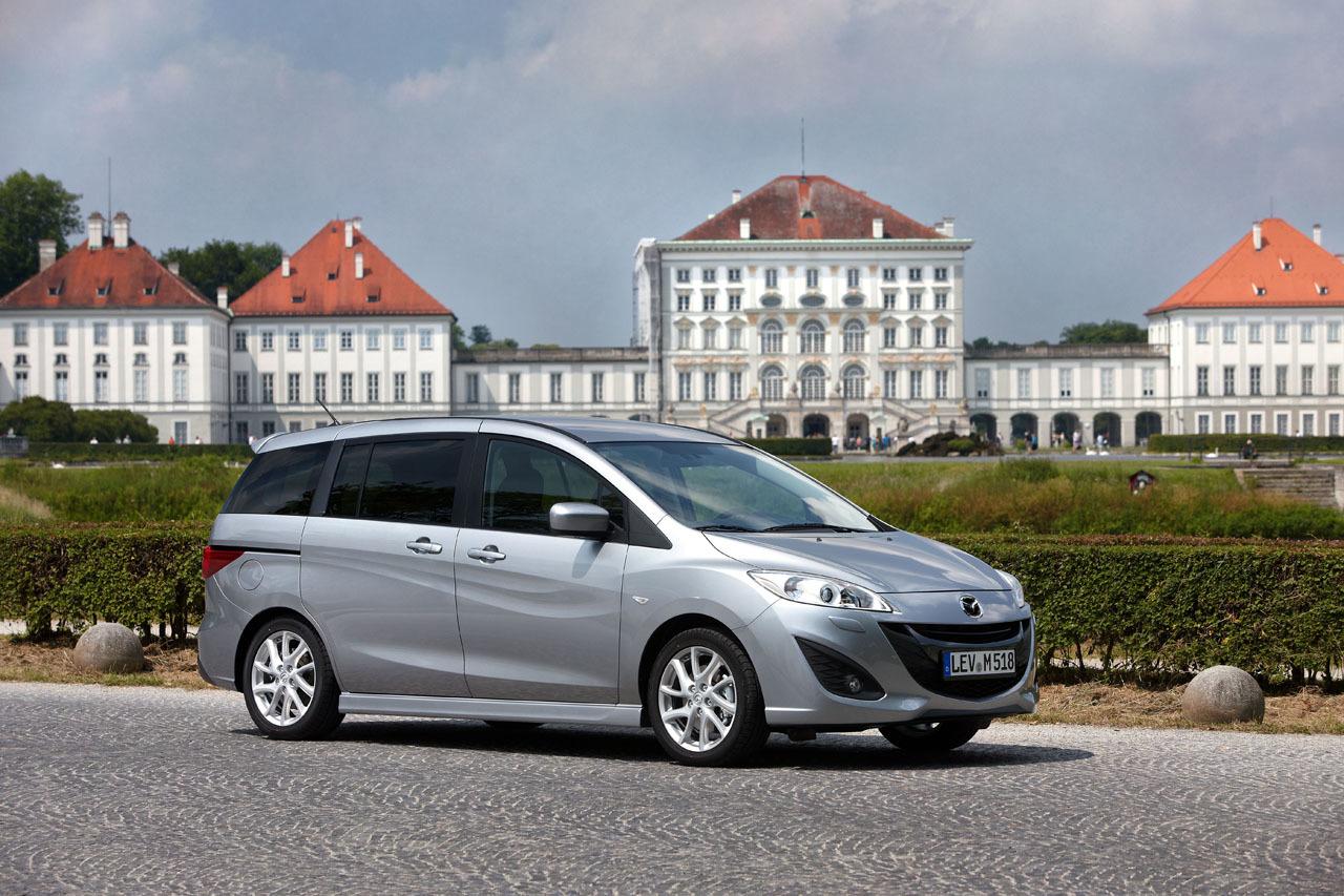 Foto de Mazda5 2010 (77/121)