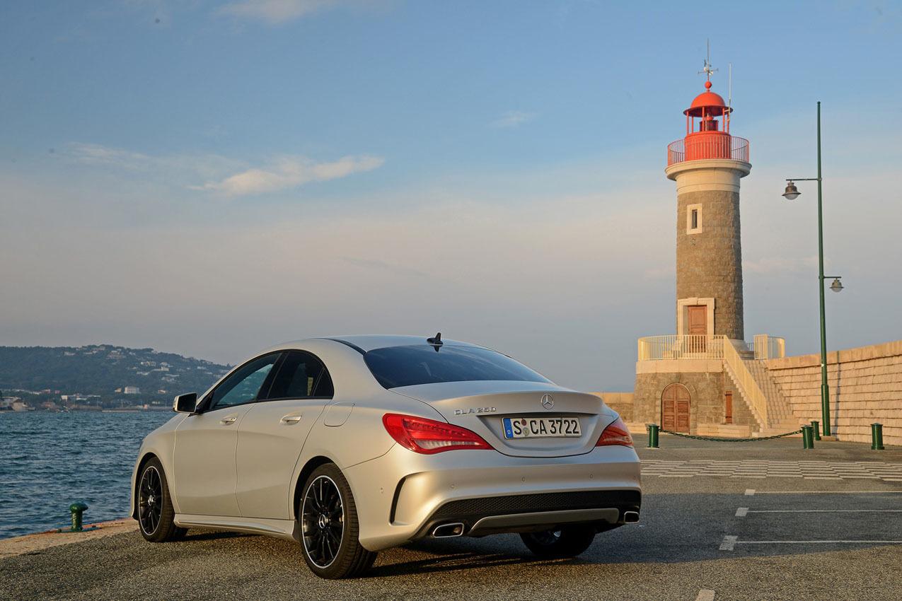 Foto de Mercedes-Benz Clase CLA (Saint-Tropez) (14/51)