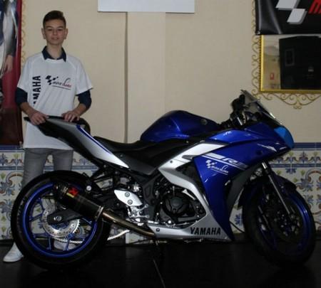 Fallece en Jerez el piloto de 14 años Marcos Garrido tras un grave accidente en la carrera de Supersport 300