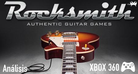 'Rocksmith' para Xbox 360: análisis
