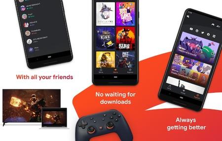 La aplicación de Stadia ya se puede descargar en Android
