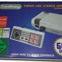 Oferta Black Friday en Tomtop: consola tipo NES mini, con HDMI y 600 juegos, por 24,93 euros