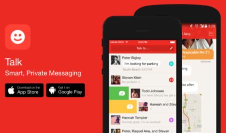 La red social Path sigue viva y entra al mundo de la mensajería instantánea con  Talk