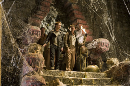 Nueva imagen de 'Indiana Jones and the Kingdom of the Crystal Skull' ('Indiana Jones y el Reino de la Calavera de Cristal')