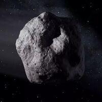 El análisis de un meteorito sugiere la existencia de un asteroide gigantesco deambulando por el Sistema Solar