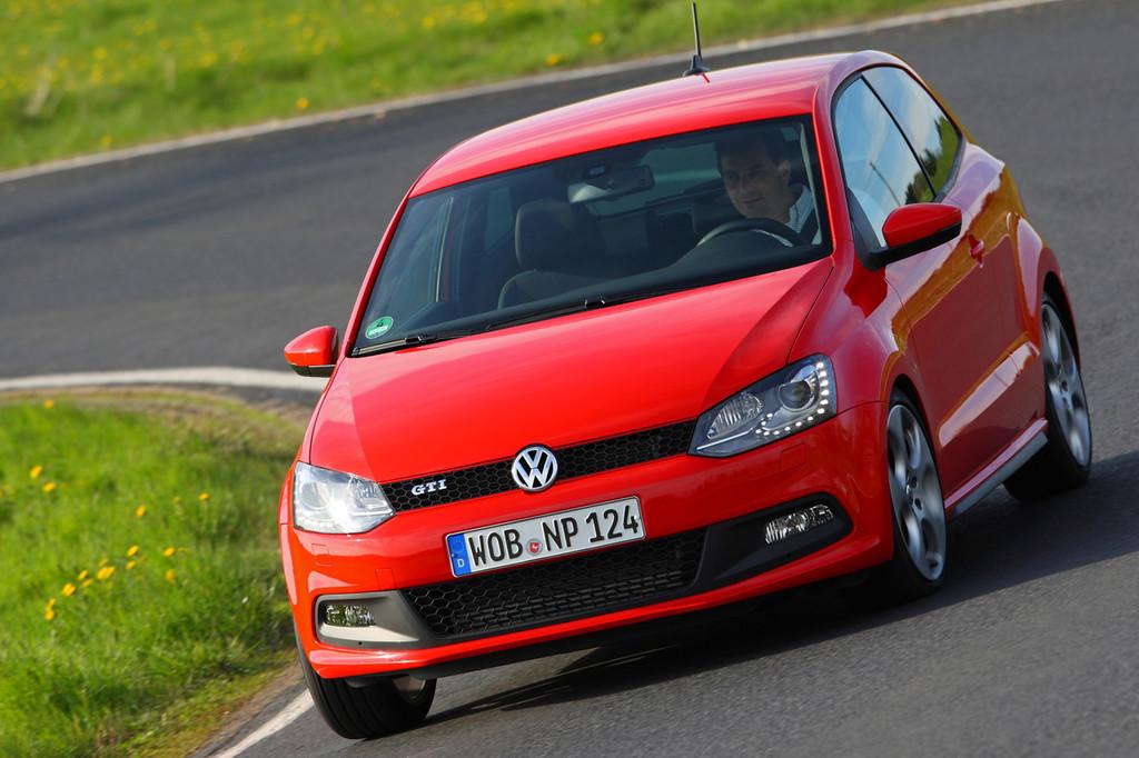 Foto de Volkswagen Polo GTI (5/24)