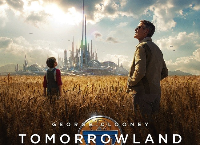 Cartel de 'Tomorrowland'