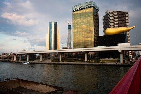Japón: Philippe Starck dejó su Flamme d'Or en Tokyo