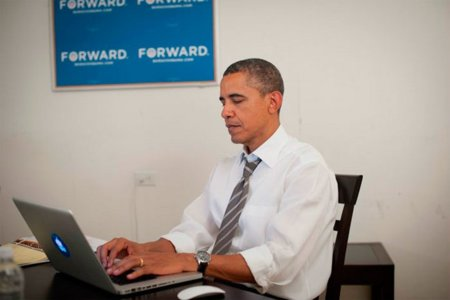 Barack Obama responde a las preguntas de los usuarios en Reddit, siempre un pasito por delante del resto