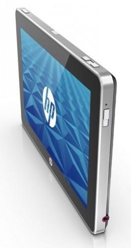 HP Slate, una tablet en la conferencia de Microsoft