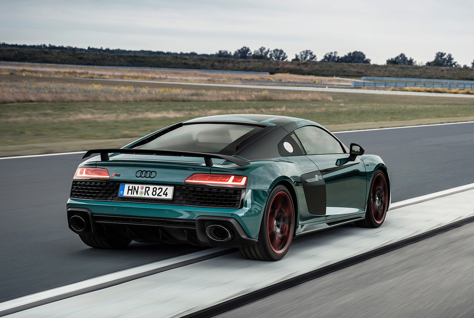 Foto de Audi R8 Green Hell (4/25)