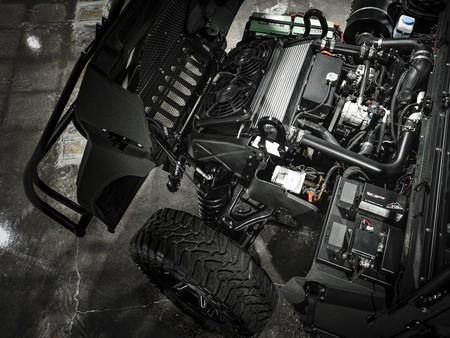 Hummer H1 By Mil Spec 7