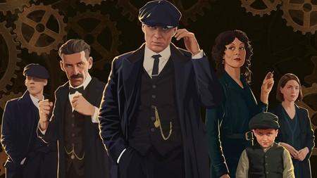 Los Peaky Blinders llegan al videojuego con Mastermind, una precuela de la serie de BBC y Netflix