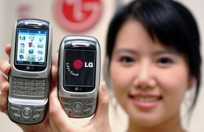 LG lanza smartphone bajo Java