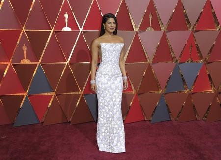 Priyanka Chopra Ralph Russo Oscars2017