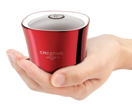 Product Creative Woof 3 Red Hand