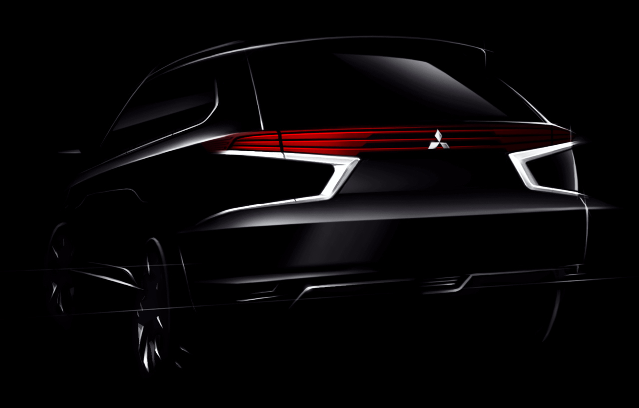 Foto de Mitsubishi Outlander PHEV Concept-S (17/49)